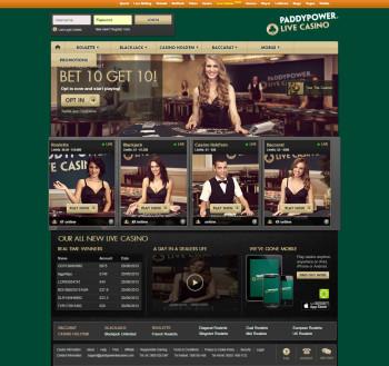Paddy power live casino bonus withdraw fantisy springs casino