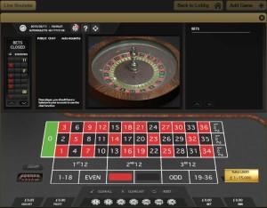 Victors Live Casino Auto Roulette