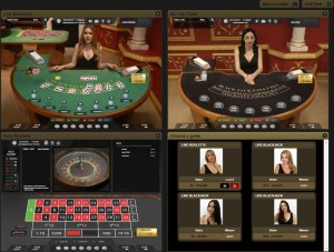 Victors Live Casino Multi Screen