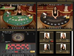 Victors Live Casino Multi Screen