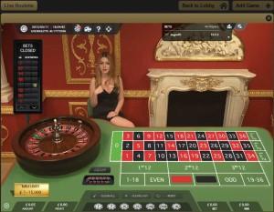 Victors Live Casino Roulette