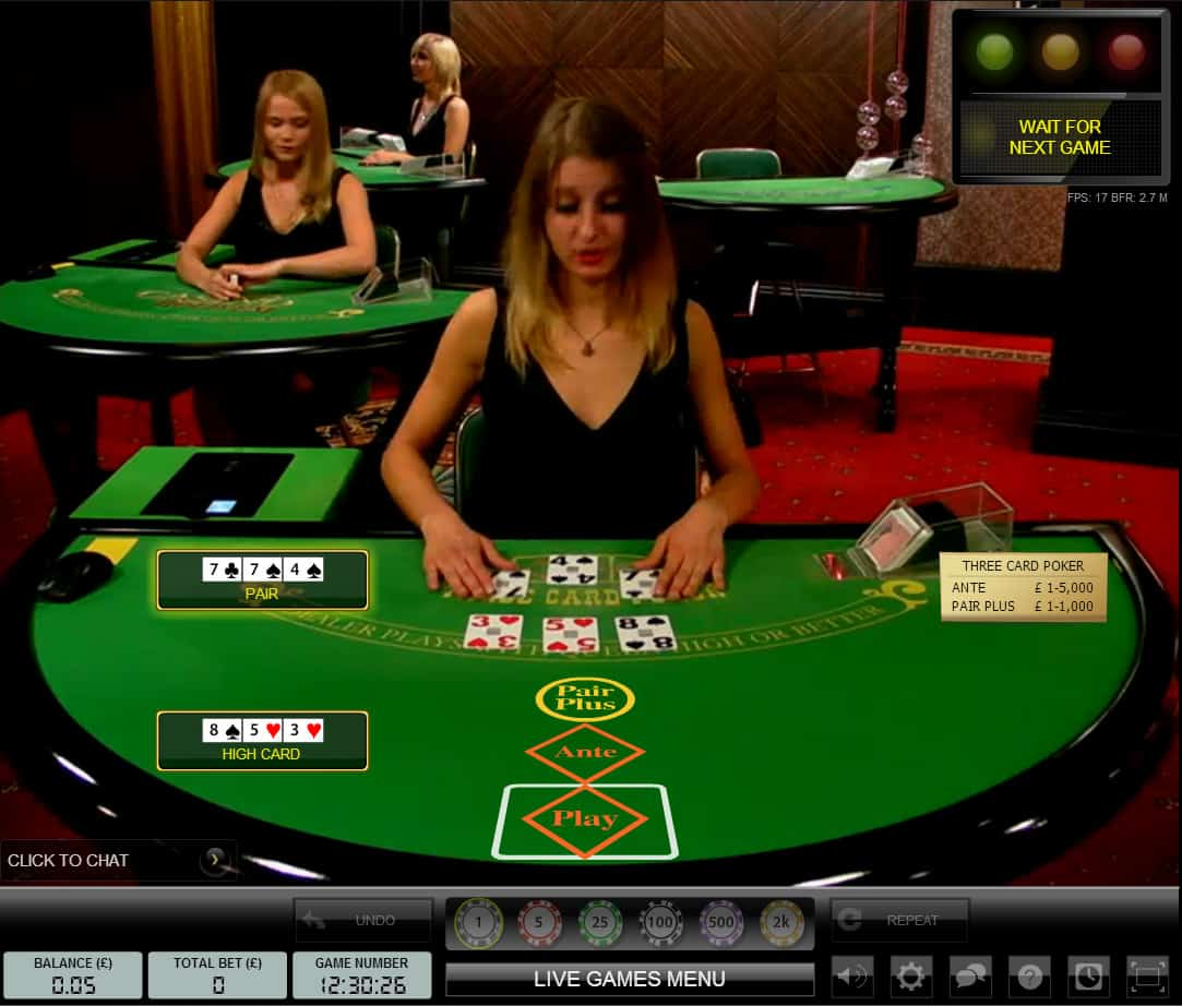 British Dealers And Dedicated Tables