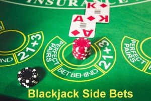 blackjack side bets in between