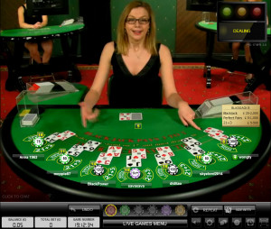 Live Casino Games - Live Blackjack