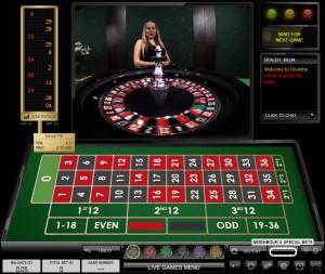 Live Casino Games - Live Roulette