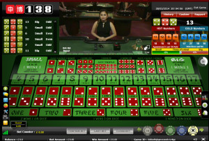 Live Casino Games - Live Sic Bo
