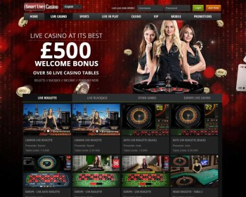 smartlive casino