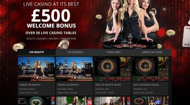 SmartLive Casino