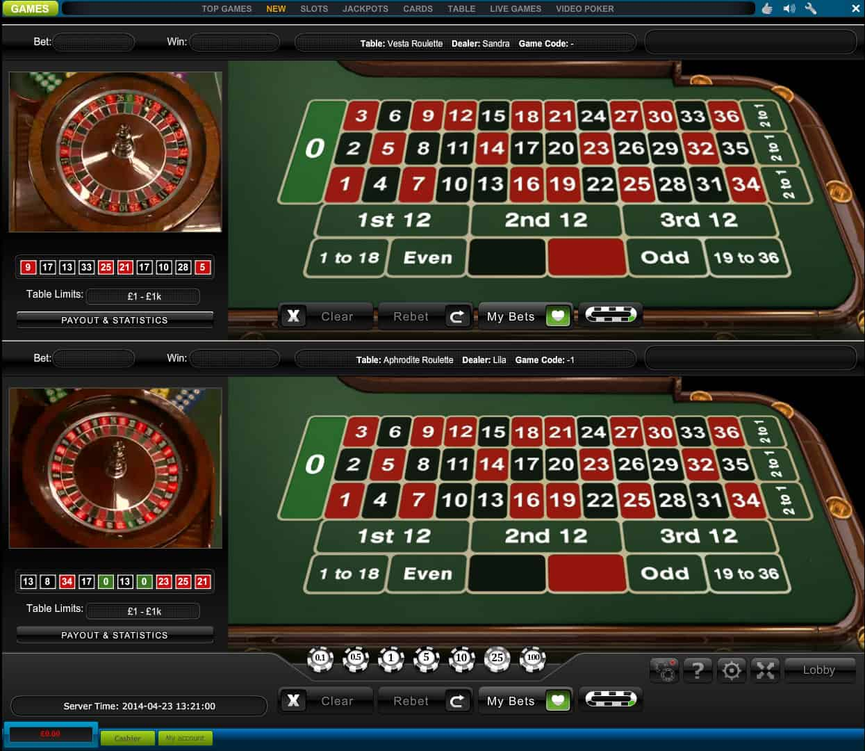 Casino v777