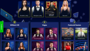 William Hill Live Casino