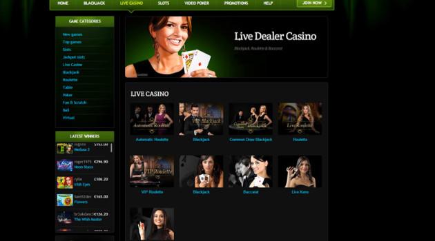 Cyber Club Live Casino