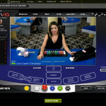 Visionary iGaming Baccarat