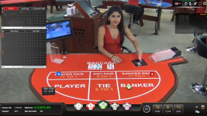 Global Gaming Labs Live baccarat