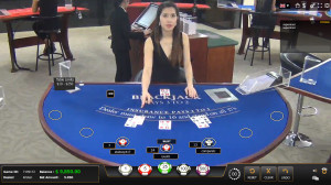 Global Gaming Labs Live Blackjack
