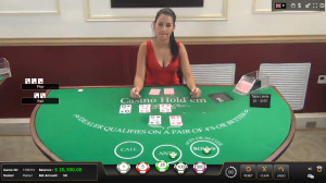 Global Gaming Labs Live Casino Holdem