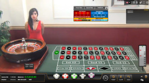 Global Gaming Labs Live European Roulette