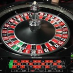 Immersive Lite Roulette - Wheel closeup