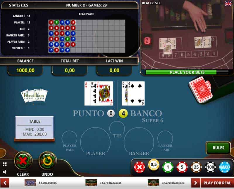 Lucky Live Casino Live Games Streamed From Land Based Casinos