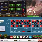 Lucky Live Casino Roulette