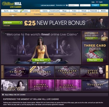 williamhill live casino