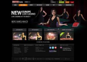 Smartlive Gaming Microgaming Home Page