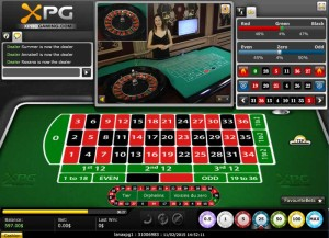 XProgaming Live Casino Roulette