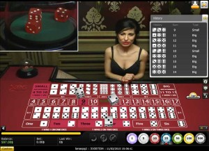 XProgaming Live Casino Sicbo
