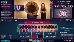 live fortuna roulette