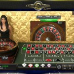 Yachting Live Roulette