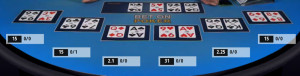 live bet on poker