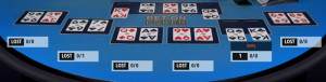 live bet on poker