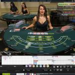 Betfair Live Casino Baccarat