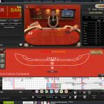 Betfair Live Casino Emperor Baccarat