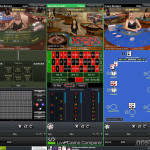 Betfair Live Casino Multi Table view