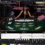 Betfair Live Casino Speed Baccarat