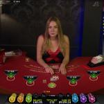 Extreme Live Blackjack