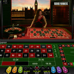 Extreme Live Golden Ball Roulette