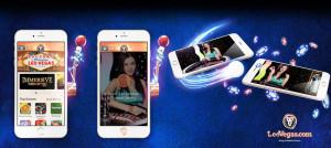Leo Vegas Immersive App