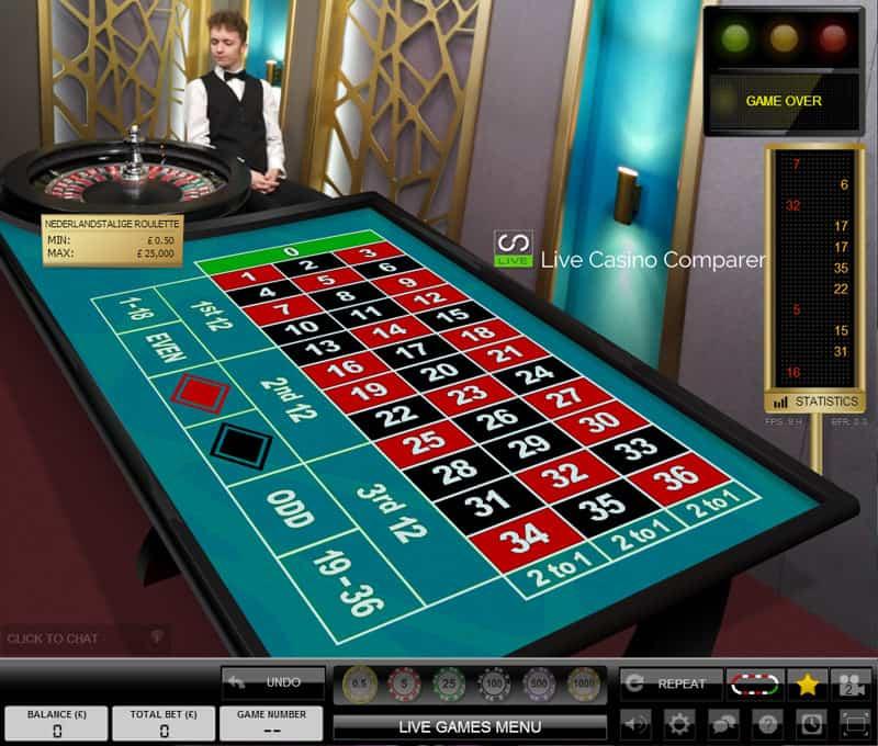 Codeta Live Casino Review