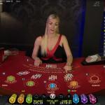 Leo Vegas Live Casino Blackjack with side bets