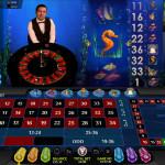 Leo Vegas Live Casino Dolphin's Roulette