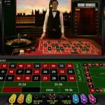 Leo Vegas Live Casino Golden Ball Roulette