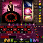 Leo Vegas Live Casino Lady Luck Roulette