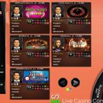 leo vegas live casino Extreme lobby