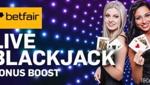 betfair live blackjack