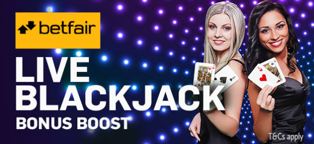 betfair live blackjack
