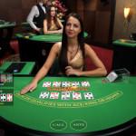 Live Caribbean Poker