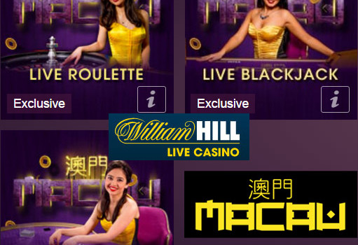 William Hill Macau Live Casino