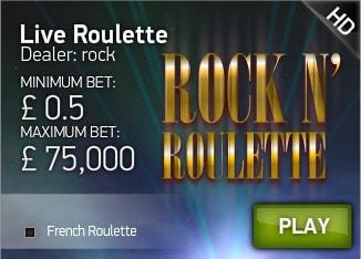Rock N'Roulette