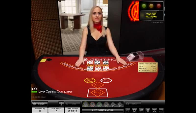 Genting Live Casino Review Land Based Casino Style Delivered Online